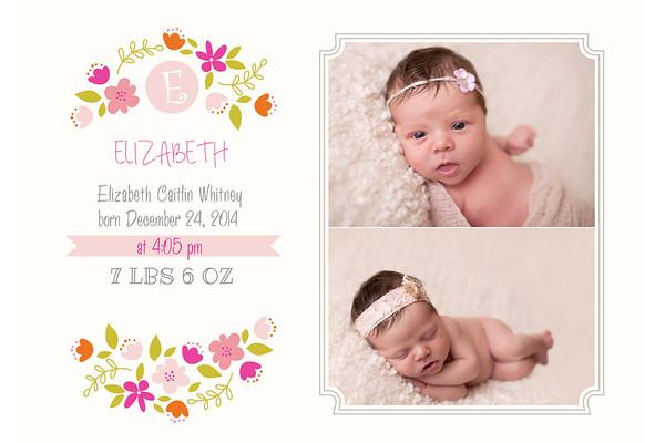 Elizabeth Announcement