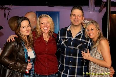 Allison Granger, Lisa Dodd, Jason Greeley - Boom Chucka Boys - CFR Cook 214