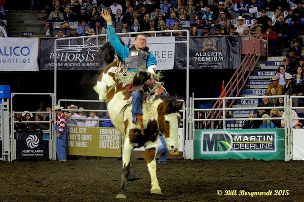 November 11 - 14, 2015 - Canadian Finals Rodeo Week in Edmonton