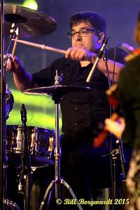 Terri Clark drummer at the CFR Roadhouse 157