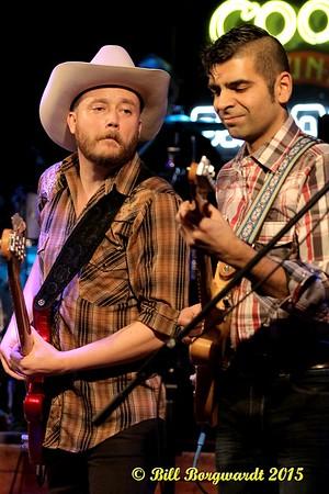 November 15, 2015 - The Dungarees at Cook County Saloon