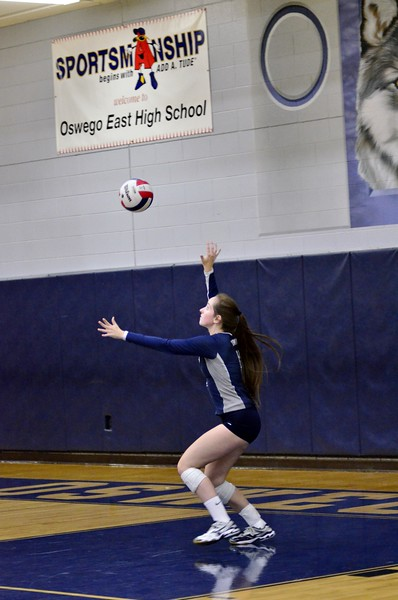 2015 OE girls volleyball season