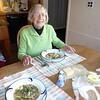 Oma's soup.