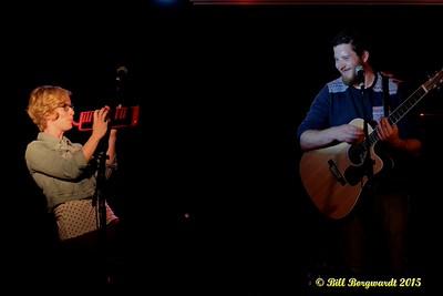 Vicky Berg & Jordan Norman - Mercury Room 2015 160