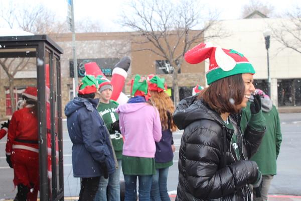 2015 Ogden Santa Run