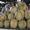 Thailand 2015,  Food, Market