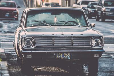classic Oregon