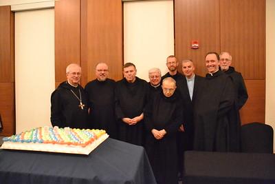 2015 Parish  Anniversary Mass, Dinner