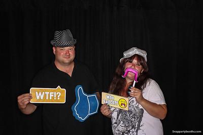 Snap Party Booths - Upper Perk Mohawks Beef & Beer