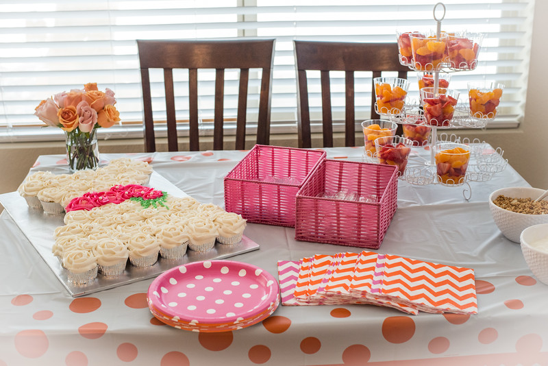 Carrie Kloefkorn's Bridal Shower - 10/11/15