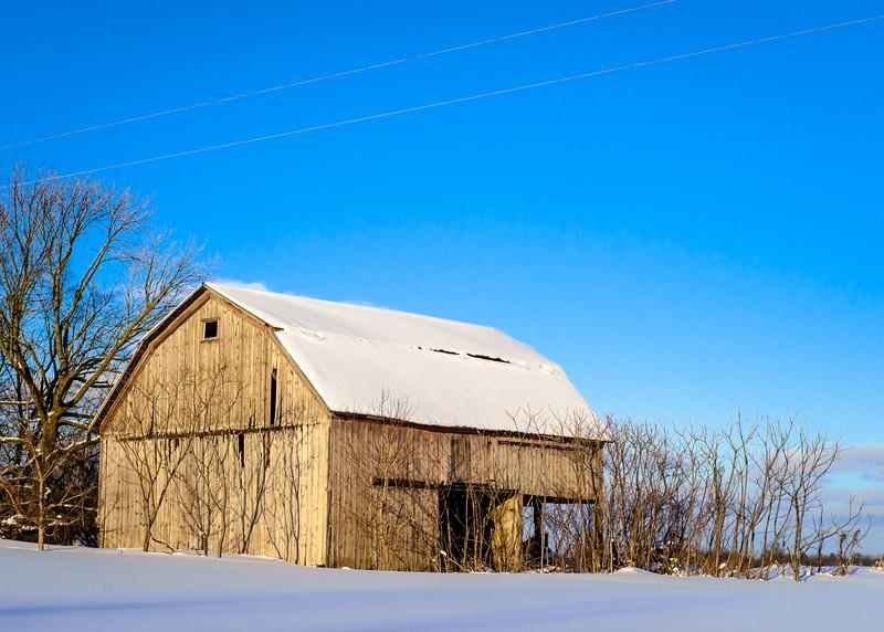 2/23 - Old Barn