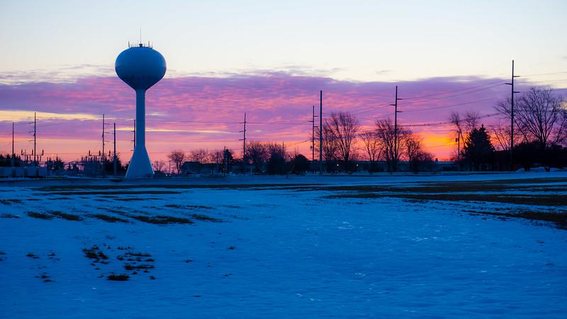 1/27 - Sunrise