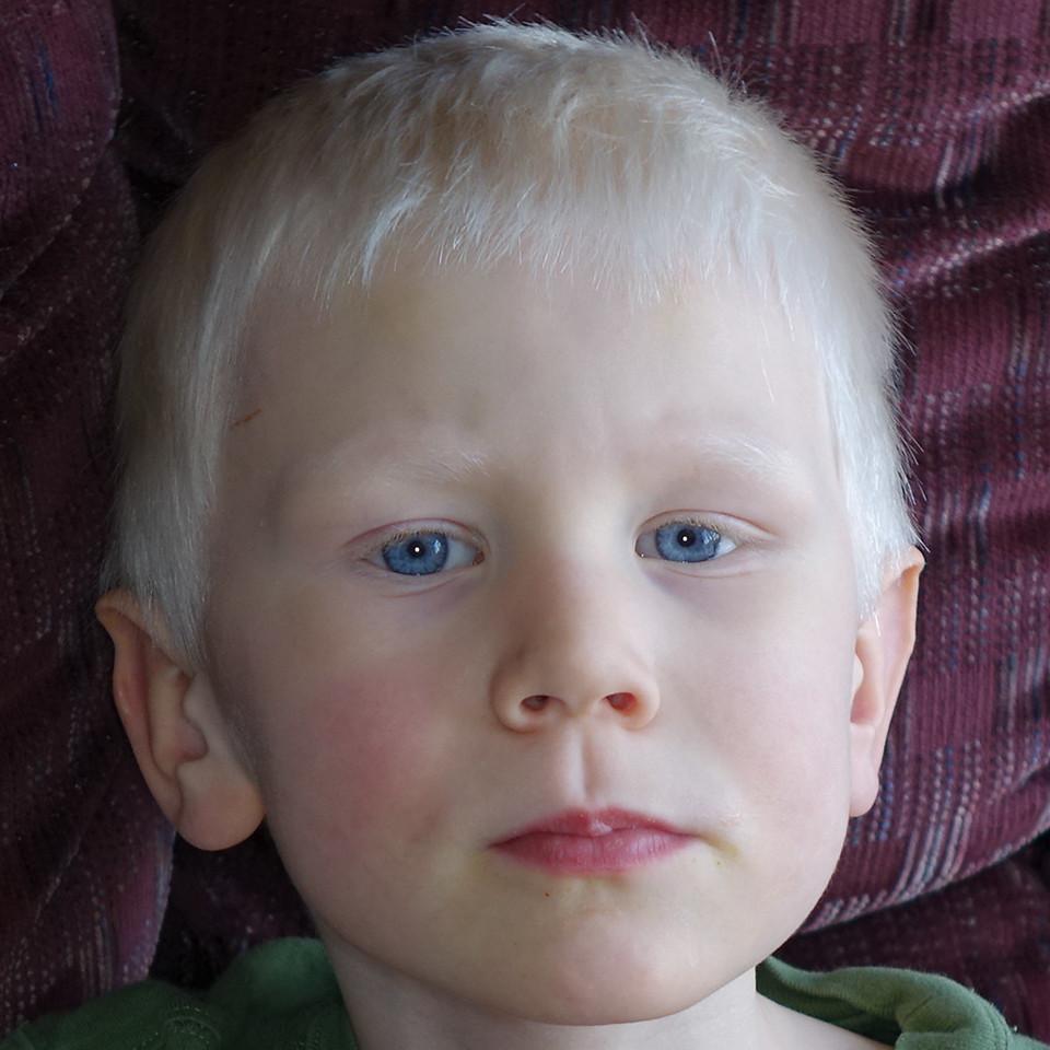 3/10 - The Face of Owen.
