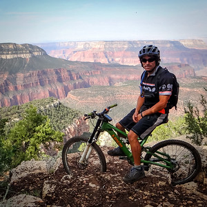 2015-05-22 - Rainbow Rim Trail