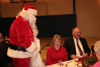2015-12-05 K of C Christmas Dinner Party