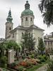 165 St  Sebastian Cemetery