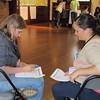 RESESS leadership training at Chautauqua, May 19, 2015. (Photo/Melissa Weber, UNAVCO)