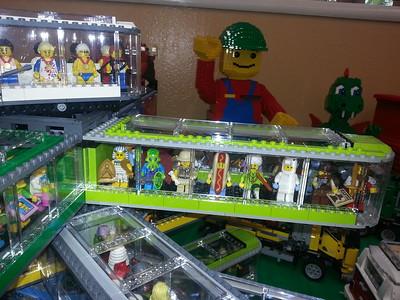 2015 Lego Display