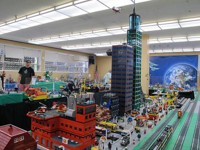 2015 Lego Show JSW