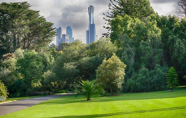 Eureka Tower & Gardens