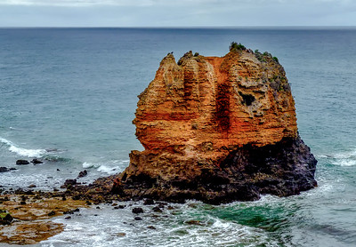 Coastal Sea Stack