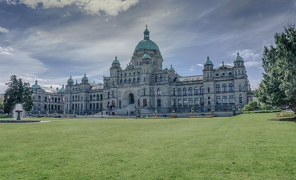 Parliament Buildings of British Columbia