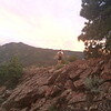 Sunset hike at Mt. Sanitas