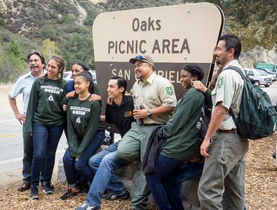 20151016032-San Gabriel Mountains National Monument One Year Celebration