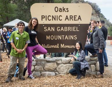 20151016033-San Gabriel Mountains National Monument One Year Celebration
