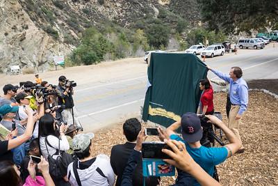 20151016023-San Gabriel Mountains National Monument One Year Celebration