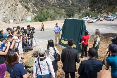 20151016019-San Gabriel Mountains National Monument One Year Celebration