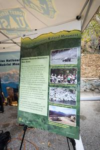 20151016055-San Gabriel Mountains National Monument One Year Celebration