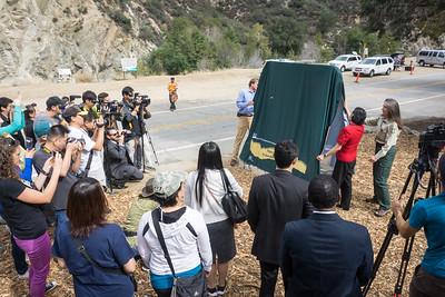 20151016020-San Gabriel Mountains National Monument One Year Celebration