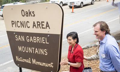 20151016029-San Gabriel Mountains National Monument One Year Celebration