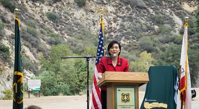 20151016014-San Gabriel Mountains National Monument One Year Celebration