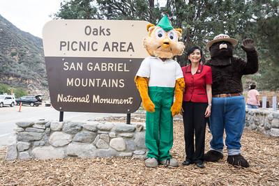 20151016047-San Gabriel Mountains National Monument One Year Celebration