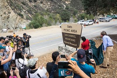 20151016025-San Gabriel Mountains National Monument One Year Celebration