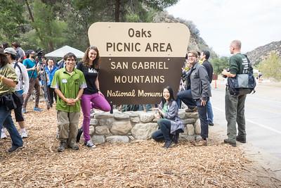 20151016034-San Gabriel Mountains National Monument One Year Celebration