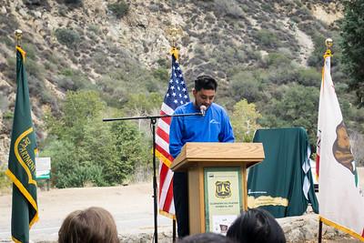 20151016017-San Gabriel Mountains National Monument One Year Celebration