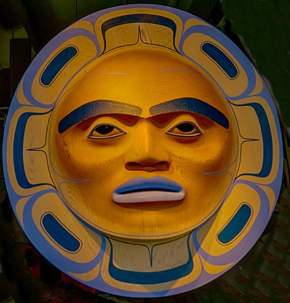 Moon Mask - Enlightened Pathways