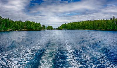 Langley Passage