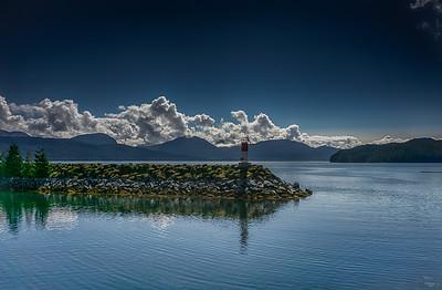 Hartley Bay Breakwater