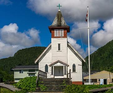 Hartley Bay Emmanuel United Church