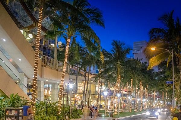 Waikiki Street