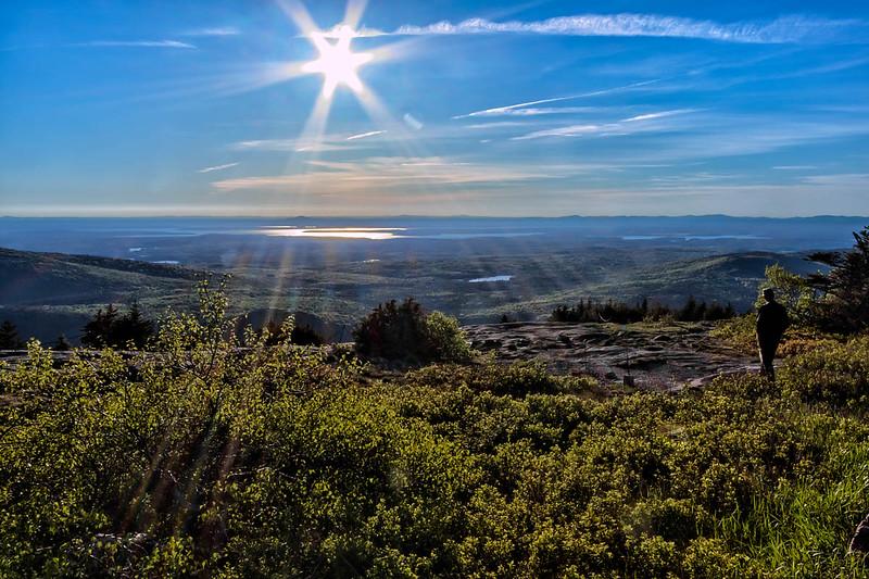 Blue Hill Overlook