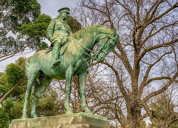 Sir John Monash Memorial