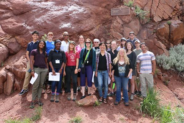 2015 All-intern Morrison Field Trip