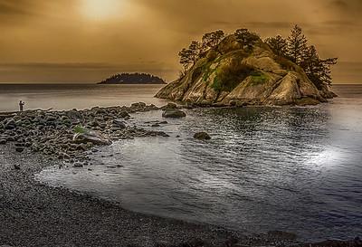 Rainy Morning - Whyte Islet