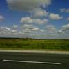 A beautiful sky to help mark the trip