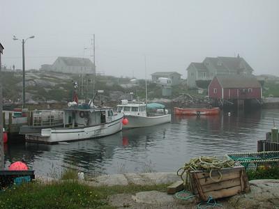 Dockside Fog & Mist